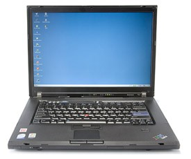 "Lenovo ThinkPad T60  14"" HD 500GB-Ram 4GB"
