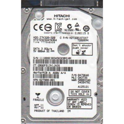 "HD Hitachi 2.5"" sata 160GB"