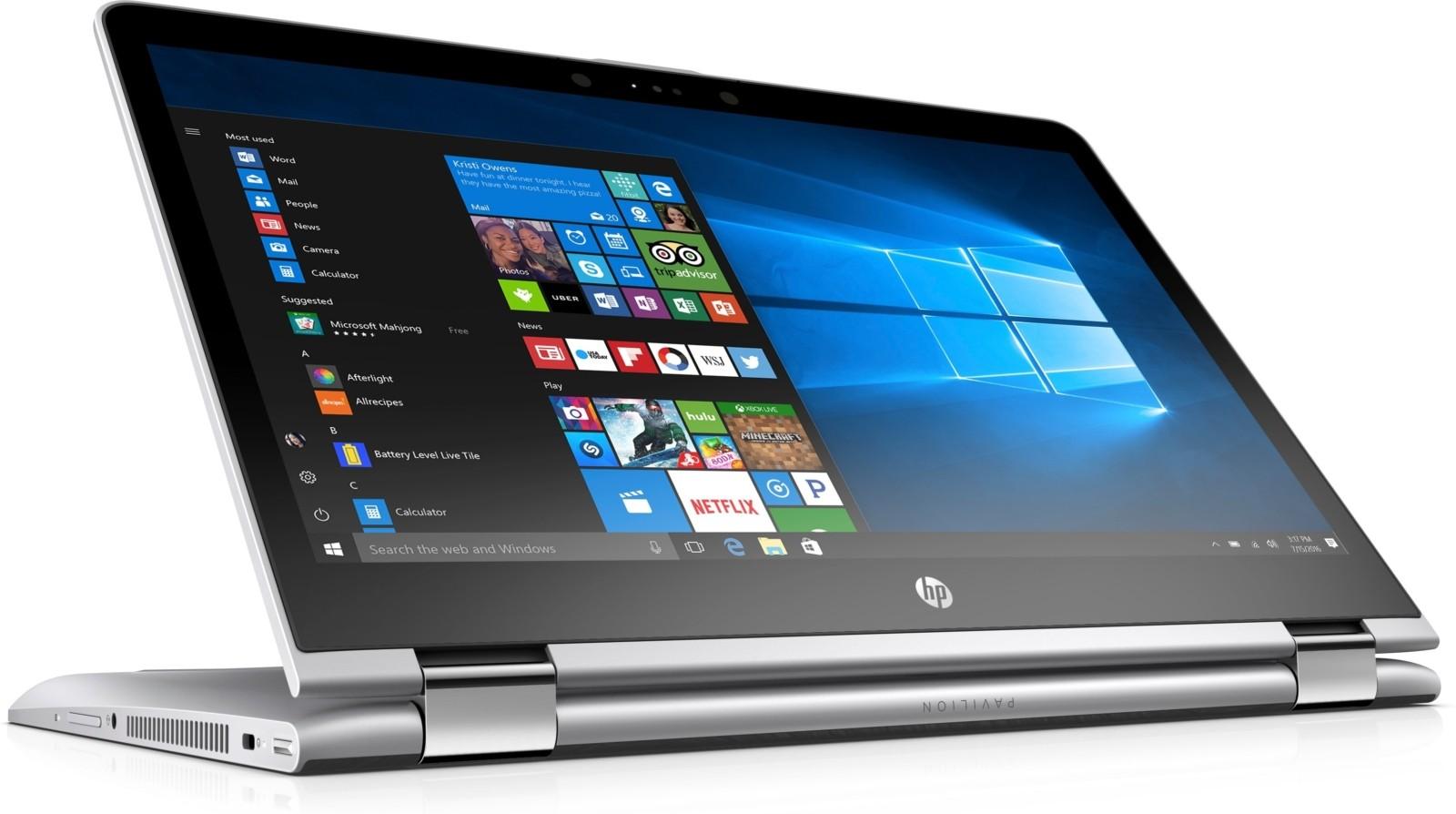HP Pavilion x360 Convertibile Touchscreen 14-BA030nl