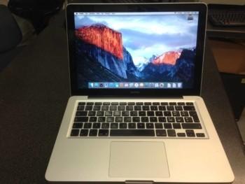 """MacBook  A1278  13.3""""  SSD 256 GB"""