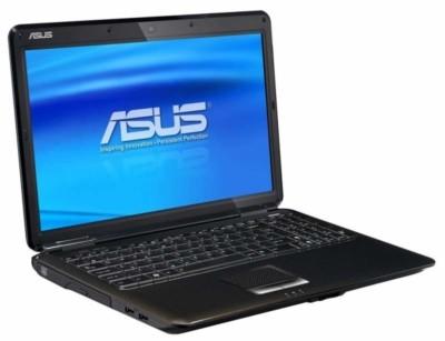 Asus k50C -SSD 250 GB - Ram 4 GB - Windows 7 Home