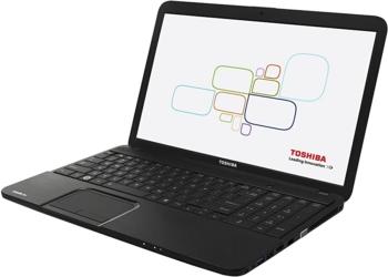 Tashiba Satellite C850D - AMD A6 - SSD 256 GB - Ram 6 GB - Windows 10 Pro 64Bit
